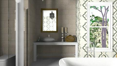 Orient Country Bath - Vintage - Bathroom - by 3rdfloor