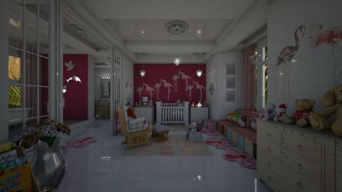 Maria Alice - Kids room - by Maria Helena_215