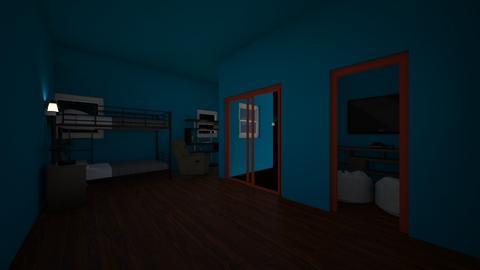Lucas - Modern - Bedroom - by 343111