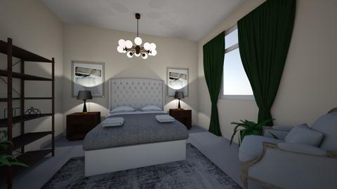 Pembroke House - Modern - Living room - by hausjakbjornstrom