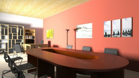 office3 - Classic - Office - by panakoll