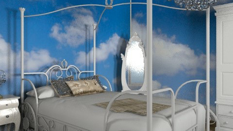 Cinders Dreams - Glamour - Bedroom - by MaMariposa