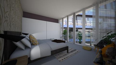 Master bedroom 1 - Bedroom - by Lies68