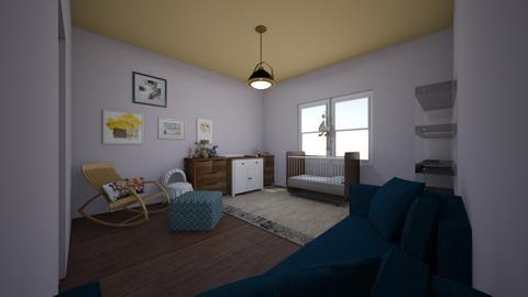 Baby - Kids room - by kittytarg