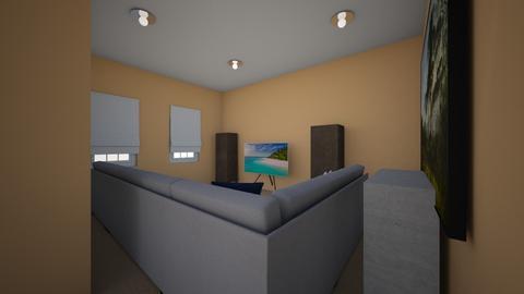 mine - Living room - by Bri2007