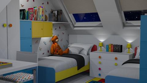 Budget house kids room - Kids room - by kazakov_sh