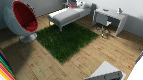 sarahs dream room - Bedroom - by sarah007