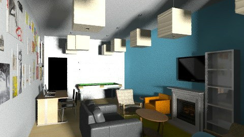 Youth Center Living Room - by lmbenin