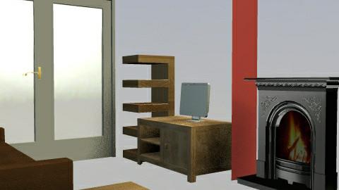 Living room - Minimal - by lickledipper