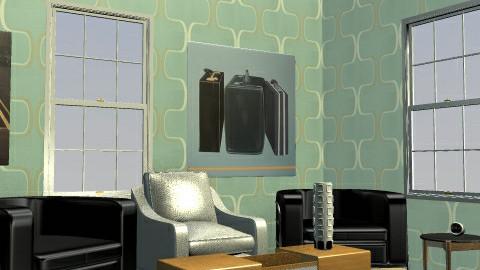 retro Room. - Retro - by gyorevera