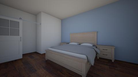 Savannahs Bedroom - Bedroom - by Skwood