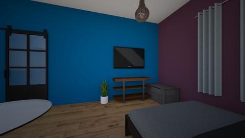 cuarto nuevo - Bedroom - by fhers90