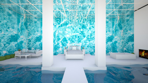 Mermaid Hotel - Bedroom - by xyxz