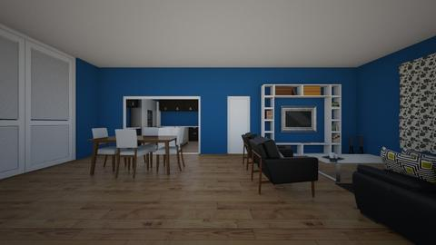 somdaze - Modern - Living room - by Gonzalez Ospina Elena