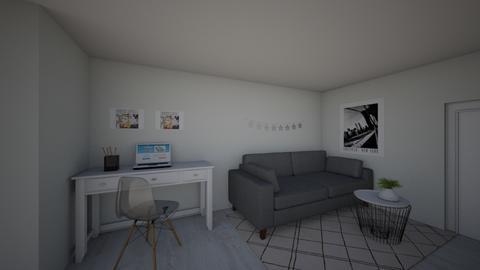 Roni Rabinian 6 - Bedroom - by erlichroni