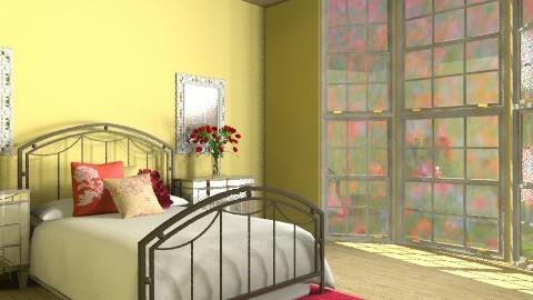 Laura's Bedroom - Modern - Bedroom - by emilypinnock