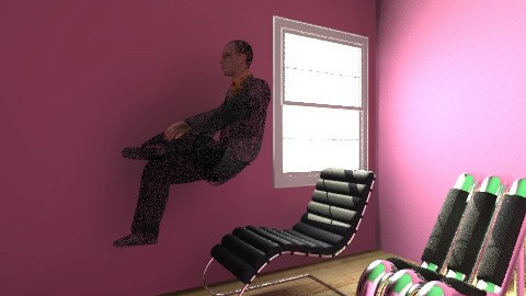 pro dwr - Masculine - Living room - by lidia_tsyryuk