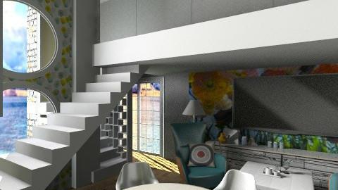pushin it  - Glamour - Living room - by aduropluvia