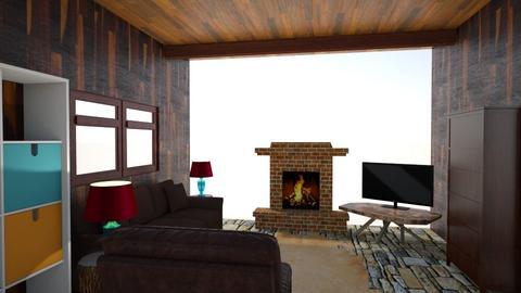 mybedroom 3 - Rustic - Bedroom - by wattenbach