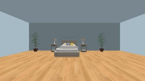 Ellies room - Minimal - Bedroom - by ezamarra25