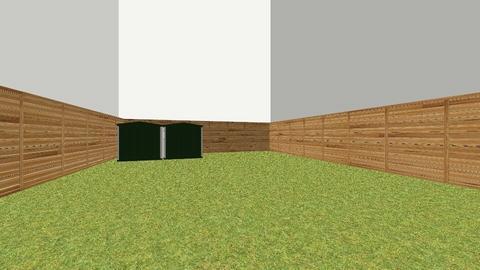 Bend - Garden - by adillhunt