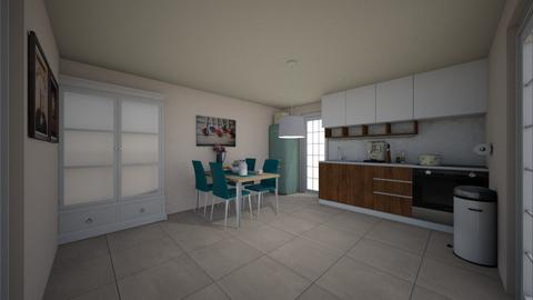 My kitchen - Kitchen - by maria m