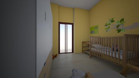 kid - Kids room - by eurocasegroup