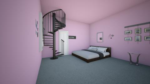 Bedroom 3 - Bedroom - by Stephanie Leivas_683