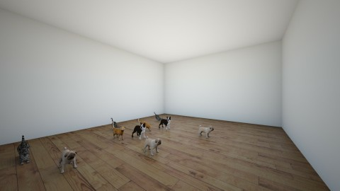 pet room - Modern - by lmjulian71