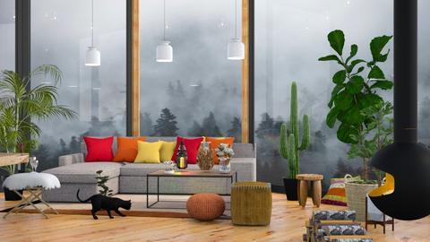 Foggy_LivingRoom - by jasmin_jasmin