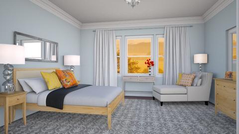 Milbrook Master Bedroom - by lauren_murphy