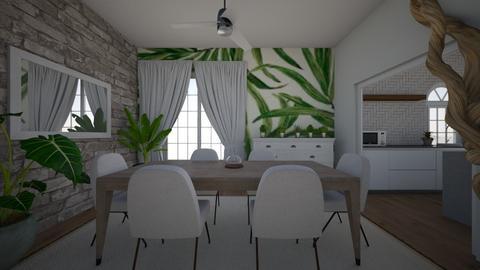 mogr - Dining room - by dena15