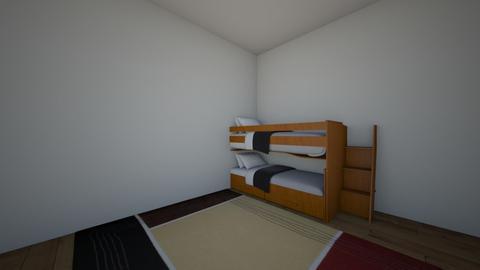 kids bedroom - by hbake70