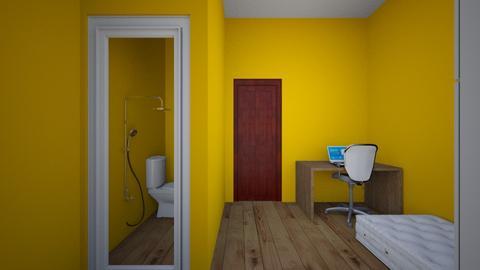 KOSAN - Minimal - Bedroom - by putrarp