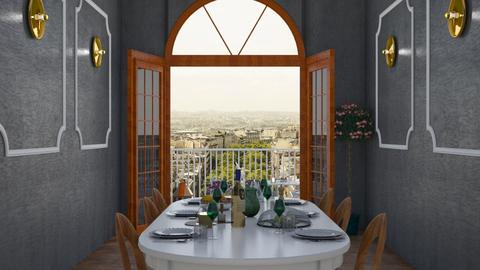 Vue Avenue - Dining room - by Livina
