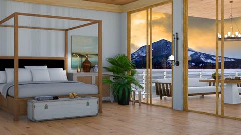 Boathouse - Bedroom - by Aymee Estrella