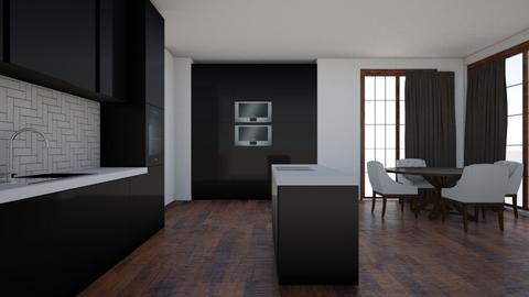 365645 - Kitchen - by likuna485