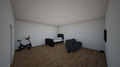 Corporal Sean Knoche - Bedroom - by RitchieValens640