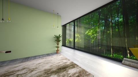 Fresh Modern Bed Design - Modern - Bedroom - by Mohamed Zeyada