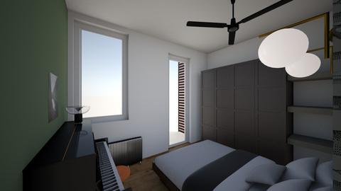 huis nu_Lkeuken133253 - Living room - by aniekderooij