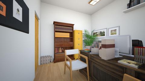 Pastoral Office 2 - Office - by SammyJPili