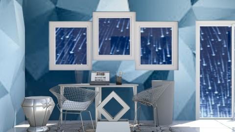 Diamonds in the sky - Modern - Office - by InteriorDesigner111