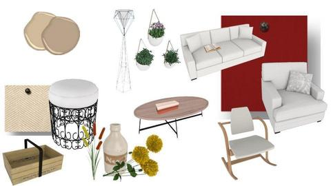 Simple mood board 1 - by Lili Cooley