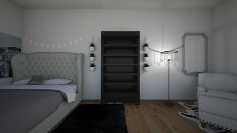 Makaylas Room - Bedroom - by iampebbles