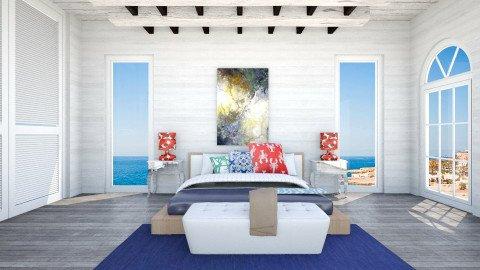 black corner 2 - Living room - by tvirandie