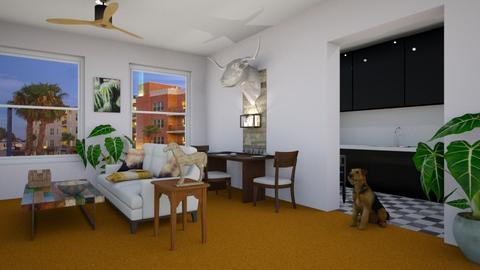 Orange Carpet - by abards97