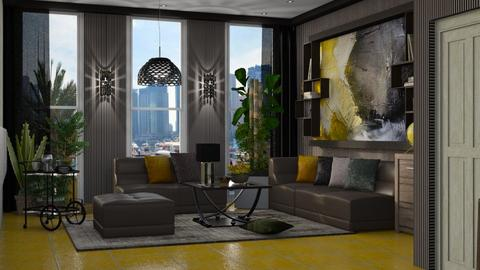 Template room - by ZsuzsannaCs