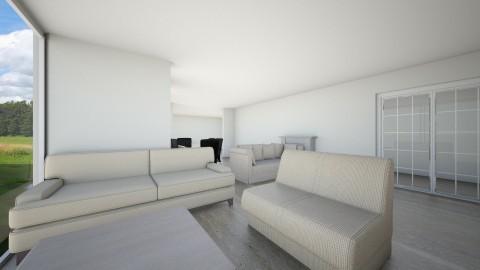 woonkamer 1 - Living room - by fleursmulders