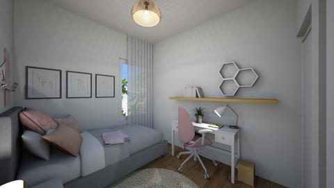 maytal lahav 2 - Bedroom - by lilum