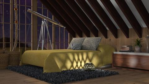 Stargazer - Classic - Bedroom - by millerfam